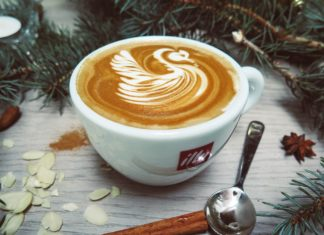 illy caffè costiera caffè design